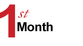 1 Month – Startup Phase