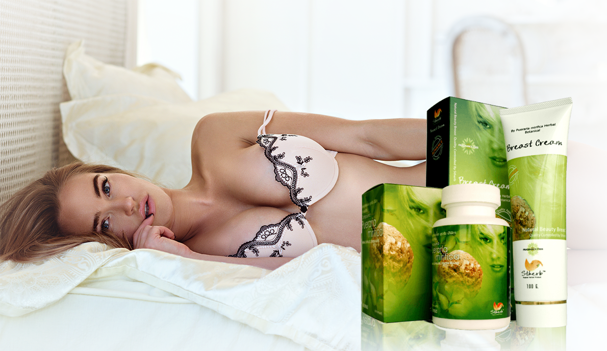 Breast Enlargement Set